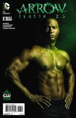 Arrow Season 2.5 # 6