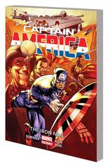 CAPTAIN AMERICA TP VOL 04 IRON NAIL