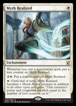Myth Realized - Foil