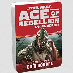 Commodore Specialization Deck