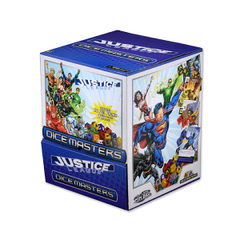 DC Dice Masters: Justice League Gravity Feed Display (90 Count) © 2015