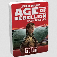 Recruit Specialization Deck