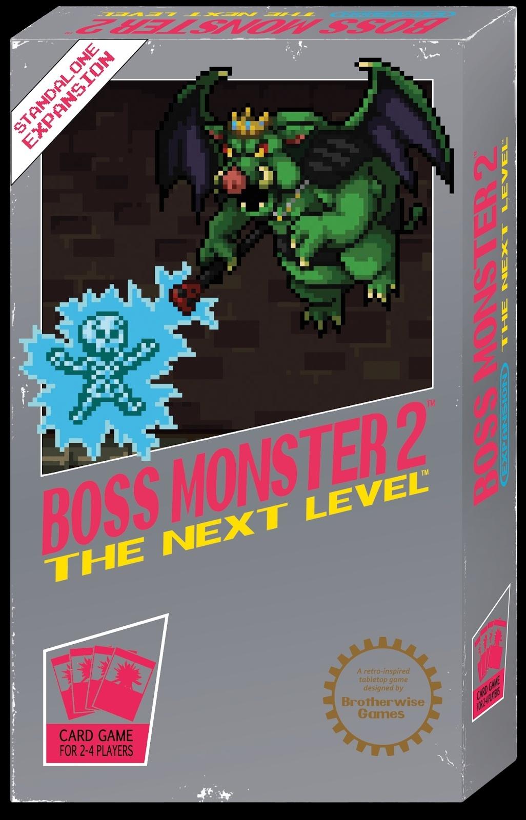 Boss Monster 2: The Next Level - Anglais