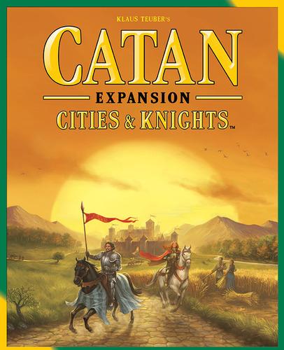 CN3077 - Catan: Cities & Knights