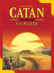 Catan: 5-6 Player Extension (2015) (In-Store Sales Only)