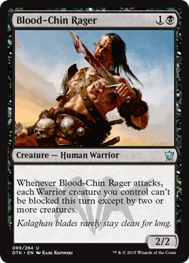 Blood-Chin Rager