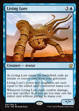 Living Lore - Foil
