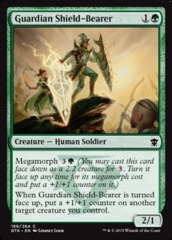 Guardian Shield-Bearer - Foil