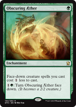 Obscuring Aether - Foil