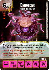 Beholder - Minion Aberration (Card Only)