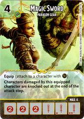 Magic Sword - Paragon Gear (Card Only)
