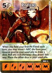 Pit Fiend - Paragon Fiend (Card Only)