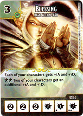 Blessing - Basic Action Card