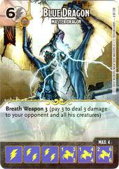 Blue Dragon - Master Dragon (Die & Card Combo)