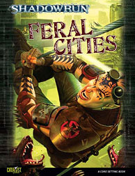 Shadowrun: Feral Cities