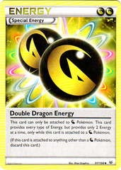 Double Dragon Energy - 97/108 - Uncommon on Channel Fireball