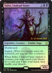 Sidisi, Undead Vizier (Dragons of Tarkir Prerelease Foil)