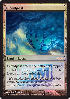 Cloudpost - Foil FNM 2010