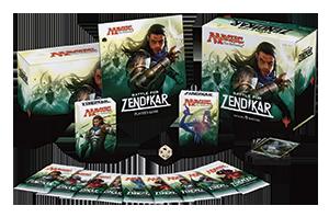 MTG Battle for Zendikar Fat Pack