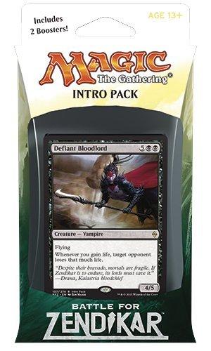 MTG Battle for Zendikar Intro Pack: Call of Blood