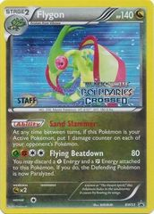 Flygon (Staff) - BW53 - Promotional