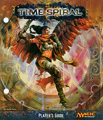 Time Spiral Players Guide