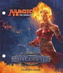 MTG 2014 Core Set Fat Pack Player's Guide Only (USED)