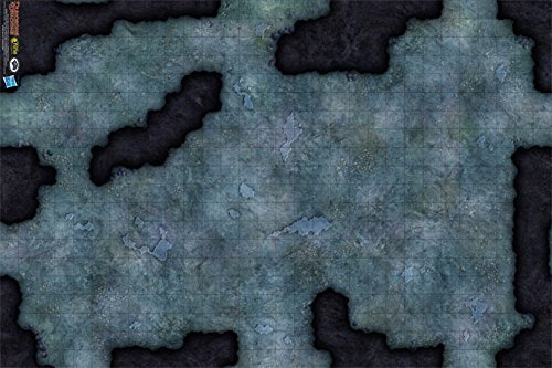 Caverns of the Underdark: Vinyl Game Mat 20'' x 30'' - Gale Force