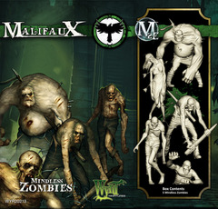 Mindless Zombies. (5 Pack)