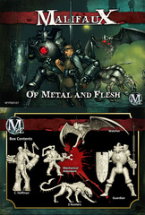 Crew: Of Metal and Flesh - C. Hoffman Box