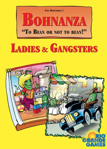 Bohnanza: Ladies and Gangsters