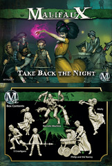 Crew: Take Back the Night - Molly Box