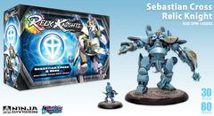Shattered Sword - Sebastian Cross