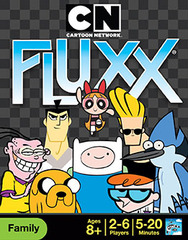 Cartoon Network Fluxx
