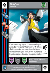 Soi Fon - Deadly