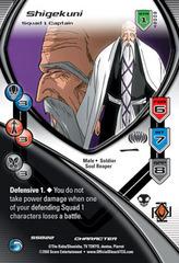 Shigekuni - Squad 1 Captain
