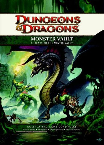 Monster Vault: Threats to the Nentir Vale