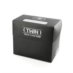 Ultimate Guard Twin Deck Case 160+ - black