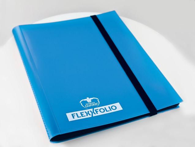 Ultimate Guard FlexXfolio - 9 Pocket -  blue