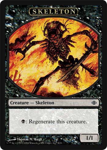 Skeleton Token