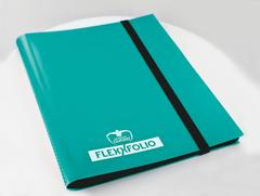 Ultimate Guard FlexXfolio - 9 Pocket -  turquoise