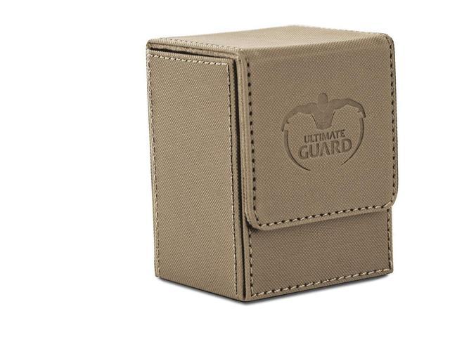 Ultimate Guard Flip Deck Case Xenoskin 80+ - sand