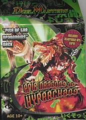 Epic Dragons of Hyperchaos Rise of the Dragonoids Deck