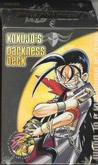 Evo-Crushinators of Doom Kokujo's Darkness Deck