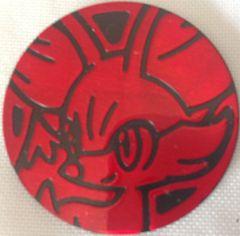 Red Fenniken Collector Coin