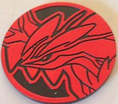 Red Yveltal Collectable Coin