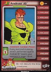 Android 16 (level 1)