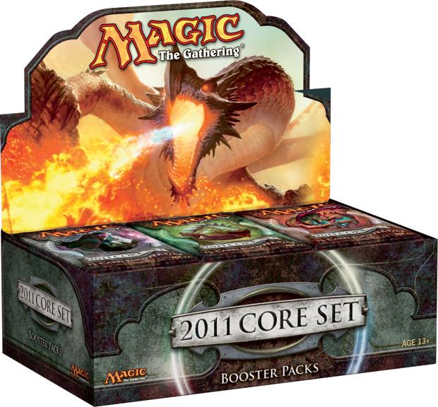 Magic 2011 (M11) Booster Box