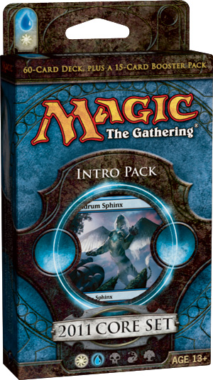Magic 2011 (M11) Intro Pack: Power of Prophecy