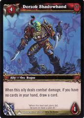 Dorzok Shadowhand